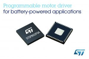 Motor-Driver-Embedded-32-Bit-MCU