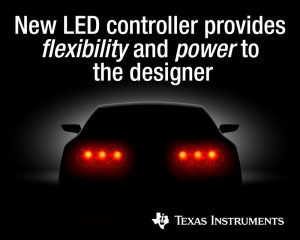 TI Automotive LED Lighting-Controller