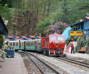 Barog Railway Stations