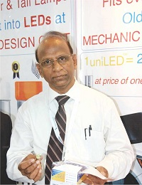 K Vijay Kumar Gupta