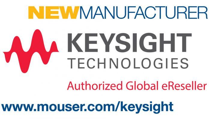 mouser- Keysight Technologies
