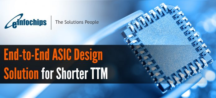 End To End Asic Design Solution For Shorter Ttm Ele Times