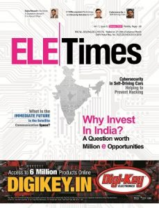 ELE Times- Electronics Magazine Jan 2018