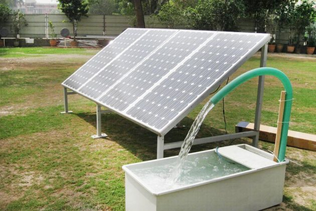 Solar Based Micro Irrigation Scheme To Be Implemented In
