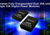 Encapsulated-Dual-30A-Single 33A Digital Power Modules