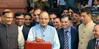 Arun Jaitley Budget 2018