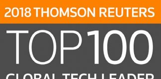 Top 100 Global Technology Leader