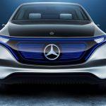 Mercedes ev concept