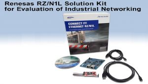 Renesas-Electronics-RZ/N1L-Solution-Kit