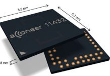 Acconeer A1 Radar Sensor 3D Sensor Technology
