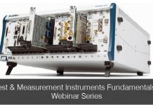 Test & Measurement Instruments Webinar-ELE-Times