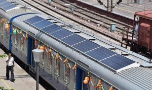 railways Solar Energy Projects
