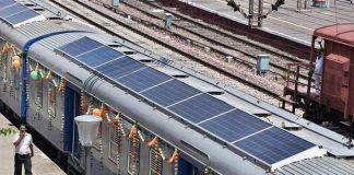 railways Solar Energy Projects