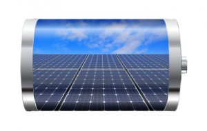 Storing Solar Energy in Batteries