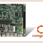 congatec- embedded motherboard