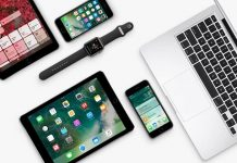 apple products range