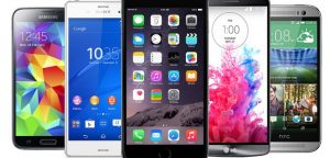 smartphones Make in India