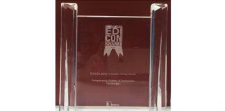 award 2018 EDI CON