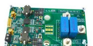 ADI-Microsemi Isolated Gate Driver Board