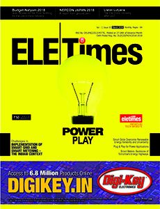Electronic Magazine March 2018 Issue - ELE Times