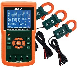 Extech Power Quality Analyzer