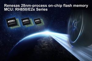 renesas Flash Memory Microcontroller
