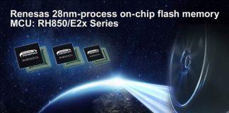 renesas Flash Memory Microcontroller