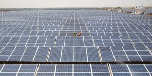 Solar Power Plant in Uttar Pradesh