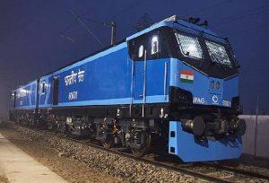 electric-locomotive