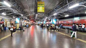LED lighting at Stations