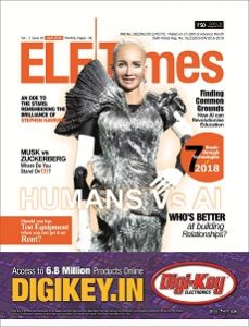 Electronics Magazine March Issue - ELE Times