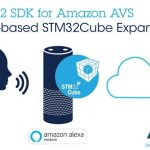 STM32 SW package for Alexa Voice Service