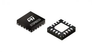 STSPIN233 motor drive