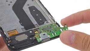 smartphone component