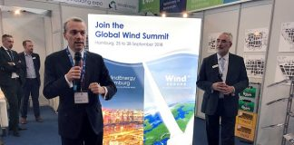 Global Wind Summit 2018