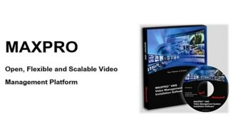 Honeywell MAXPRO Video Managemeny System