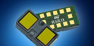 ST-VL53L1X- Proximity Sensor