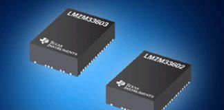 TI-LMZM3360x Power Modules