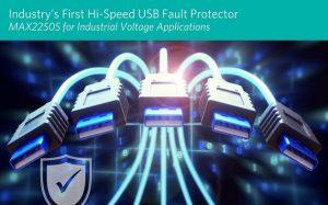 MAX22505 USB Ports
