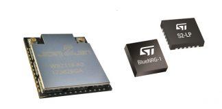 ST-Jorjin Sigfox modules