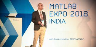 MATLAB EXPO- Sunil Motwani, Industry Manager at MathWorks