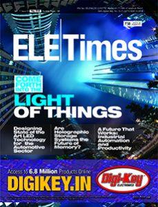 Electronics Magazine India - ELE Times May Edition 2018