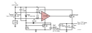 LTC2063 Zero-Drift Amplifier