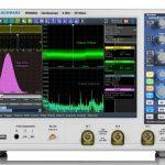 R&S high-performance oscilloscope