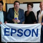 Epson America Award