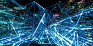 Optical-fibre-network