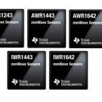 TI mmWave sensors