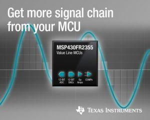 MSP430 MCU