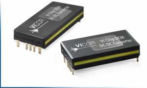 DCM in ChiP Package by Vicor