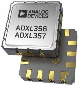 ADXL35x MEMS Accelerometer
